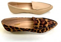 Available Colors: Nude Leopard Available Size Runs: A ONLY Minimum order: 1 pre-packed case containing 1 style and color.