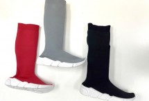 Available Colors: Black Gray Red Available Size Runs: A& B Minimum order: 1 pre-packed case containing 1 style and color.