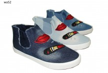 Available Colors: Blue Denim Available Size Runs: A & B Minimum order: 1 pre-packed case containing 1 style and color.